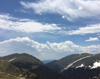 Trail Ridge Road, Rocky Mountain National Park