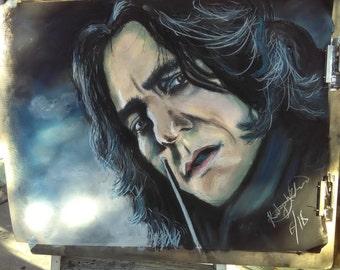 Severus Snape Fanart