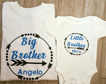 Big Brother . Little Brother Set
