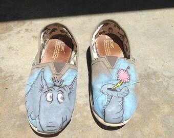 Horton Hears a Who Shoe