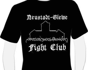 "T-Shirt ""Neustadt-Glewe Fight Club"""