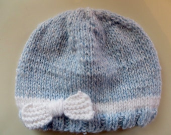 Baby Blue Pair of Hats