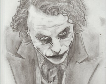 Custom A4 Celebrity / Character Portrait