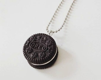 Mini Oreo Necklace