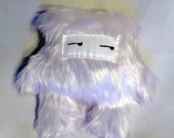 Shifty the Yeti (White A)