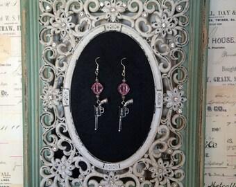 The Original Annie O's gun earring!
