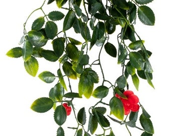 Artificial Hanging Rose Stems