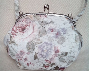 Clutch bag handmade