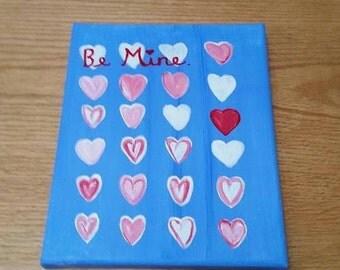Love me tender 8 x 10 each
