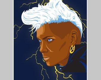 Storm 13×19 Print