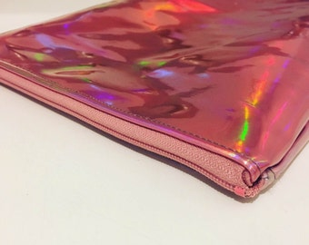 Mini Hologram Clutch Purse