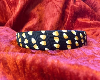 Black or White Candy Corn Headband