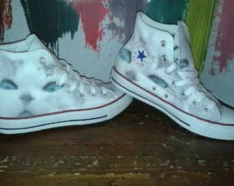 custom converse all star trainers