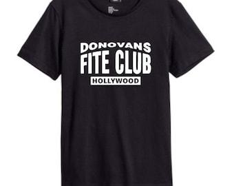 Ray Donovan Donovans Fight Club Shirt