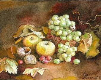 Offerings of autumn.