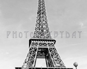 Eiffel Tower Photography,Instant Download,Paris Printable Art