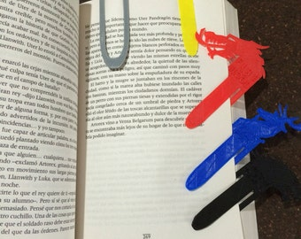 3D Printed Bookmark Game of Thrones