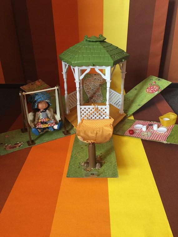 holly hobbie doll house | eBay