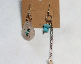 Sea Glass and Turquoise