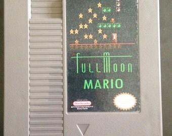 Full Moon Mario, Nintendo NES