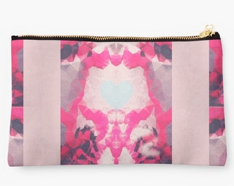 Pouch - Pink Pattern