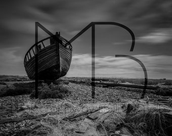 Boat Gloss Print