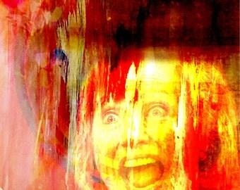 Hillary Clinton / Little red riding hood