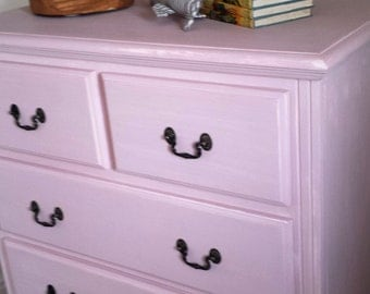 Chalk Painted Drawers