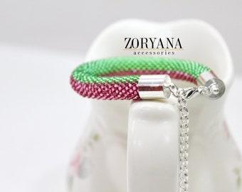 Bead Crochet Bracelet Beadwork Jewelry For Her Ideal Bracelet