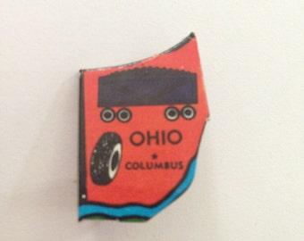 Ohio Pin