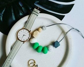 ORBIT Mumma Necklace, Mummy Jewelry
