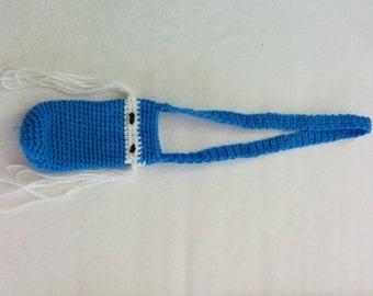 Knit Water bottle holder for kids