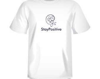 Stay Positive Tshirts