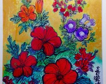 Okinawa Flowers