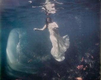 Gust Underwater Surreal Photo Print