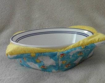 Microwave Bowl Potholders