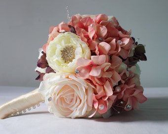 Beautiful Floral Forever Bouquet