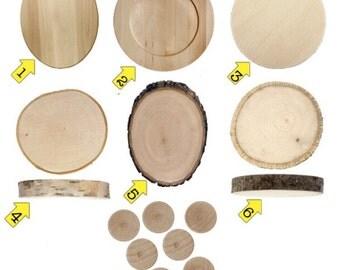 Wood Image Transfers
