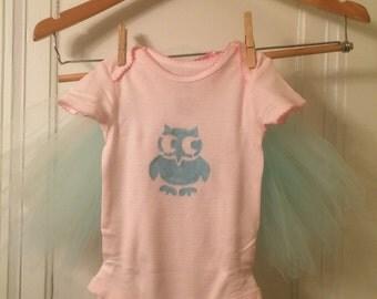 Baby tutu and onesie set