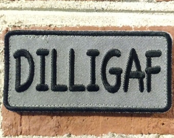 DILLIGAF Morale/Tactical Patch