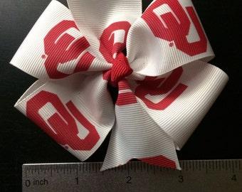 2 Oklahoma Sooners Bows