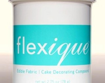 Flexique Edible Fabric 2.75 oz