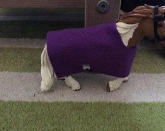 Schleich style 1 blanket