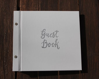 25 Page Instax Photo Guest Book.  Guestbook Wedding Album