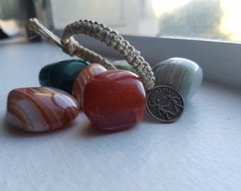 Gemini Zodiac Bracelet/Anklet
