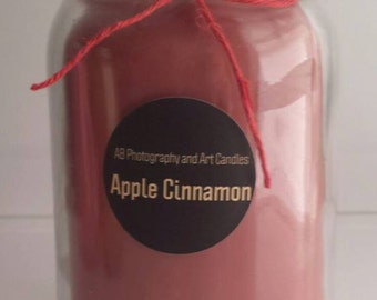 Apple Cinnamon Cande - 16oz