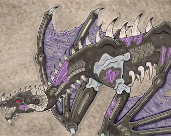 "Bookmark ""Soulless Dragon"""
