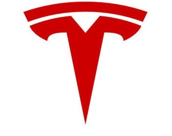 "Tesla Motors ""T"" Logo Decal"