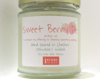Sweet Berry Pie - 30hr Jar Candle