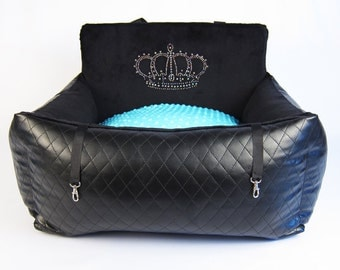 car seat car seat for dogs car seat for cats black car seat car seat for small breed dog, dog bed